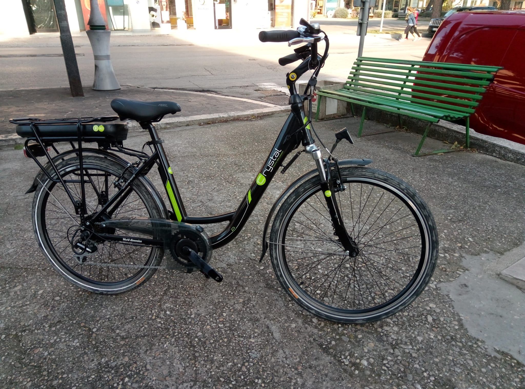 ebike cicloturismo